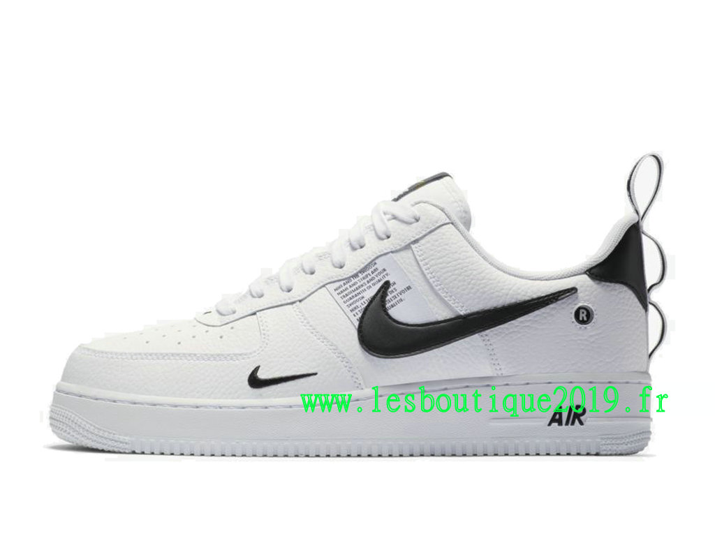 Nike Air Force 1 ´07 LV8 Utility White Black Men´s Nike Sneaker Shoes  AJ7747-100 - 1811141046 - Buy Sneaker Shoes! Nike online!