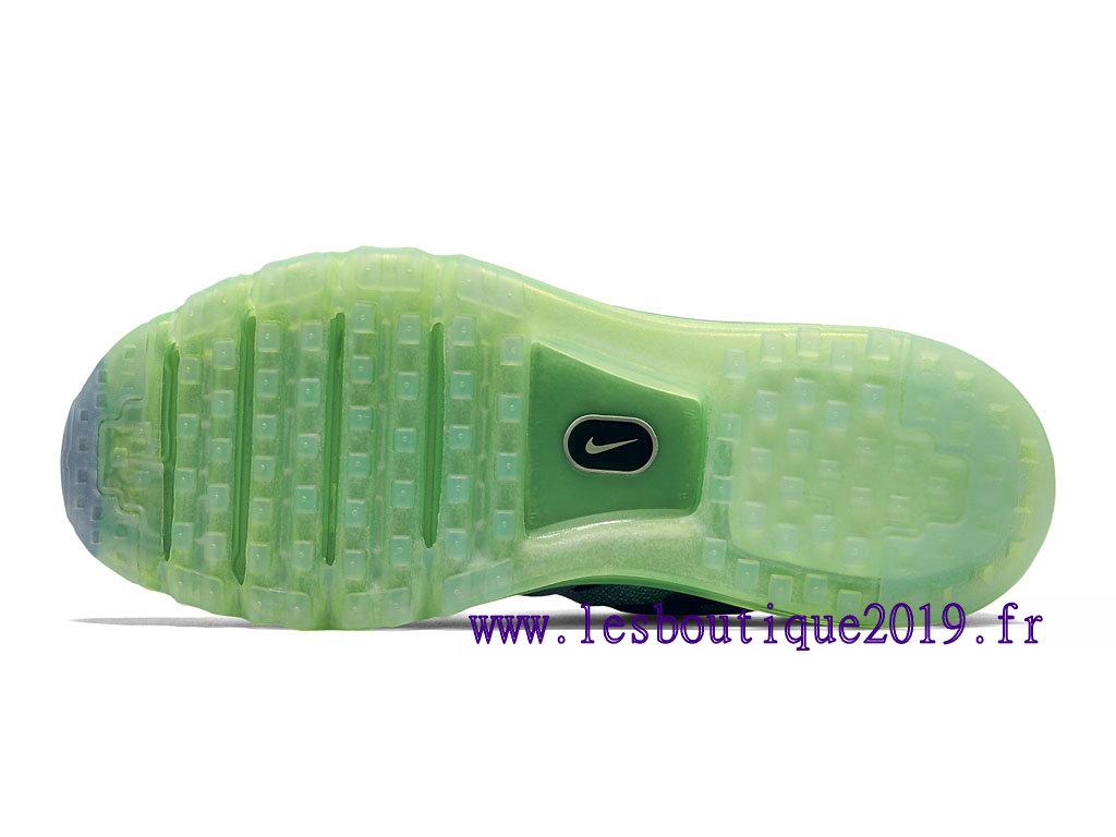 Nike Air Max 2016 Bleu Vert Chaussures de BasketBall Pas Cher Pour Femme 806772_403 1810291011 Achetez de Chaussure de Baskets ! Nike en ligne!