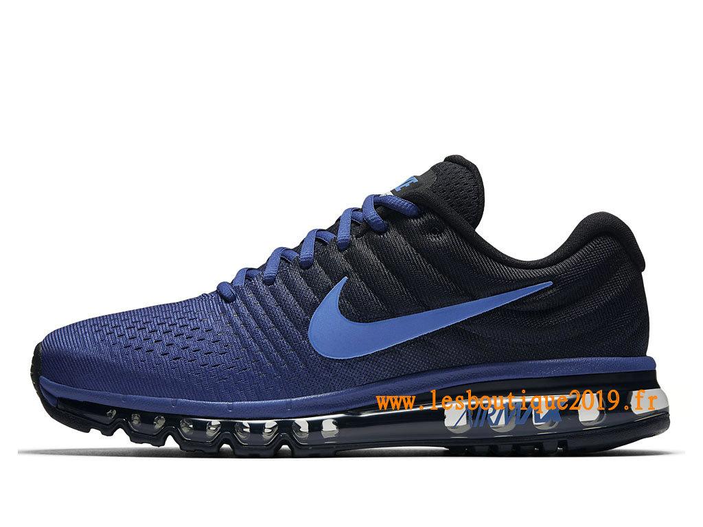 Nike Air Max 2017 Women Nike Running Cheap Shoes Black Blue