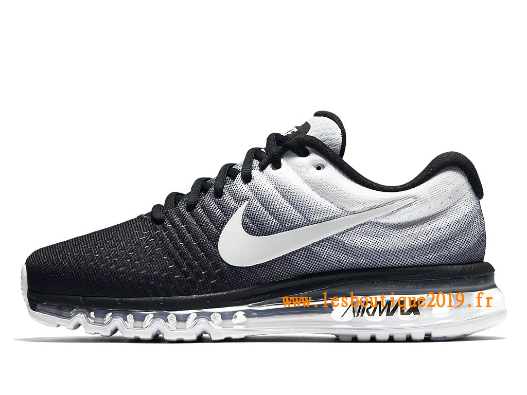 new arrival website for discount on feet shots of Nike Air Max 2017 Men´s Nike Running Shoes Black White 849559_010 ...