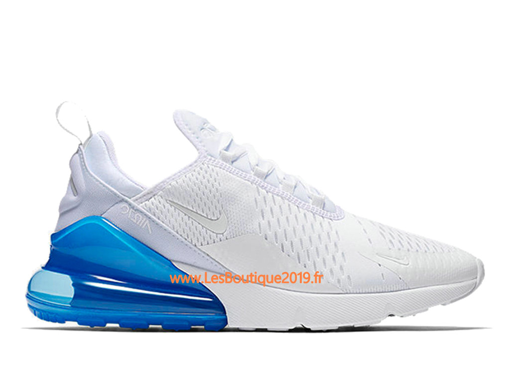 Nike Air Max 270 White Blue Men´s Nike Running Shoes AH8050-105 - 1807090027 - Buy Sneaker Shoes! Nike online!