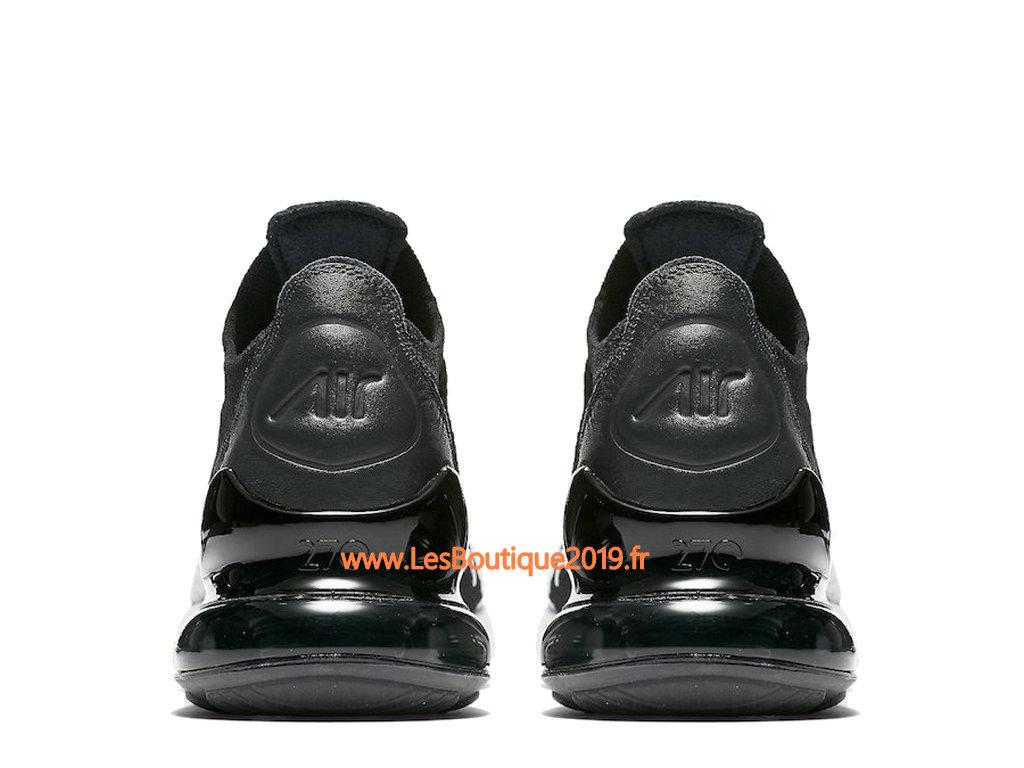 magasin d'usine b410b eef4c Nike Air Max 270 Flyknit Noir Blanc Chaussure de Running Pas Cher Pour  Homme AO1023-100 - 1807090029 - Achetez de Chaussure de Baskets ! Nike en  ...