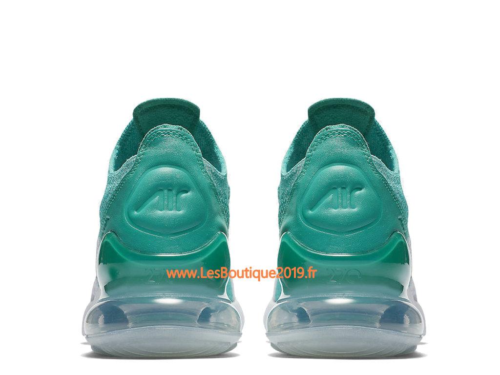 Nike Air Max 270 Flyknit AO1023 100 Chaussures Nike Running Noir Blanc Pas Cher Pour Homme AO1023 100 Officielle de Boutique de Basket en ligne