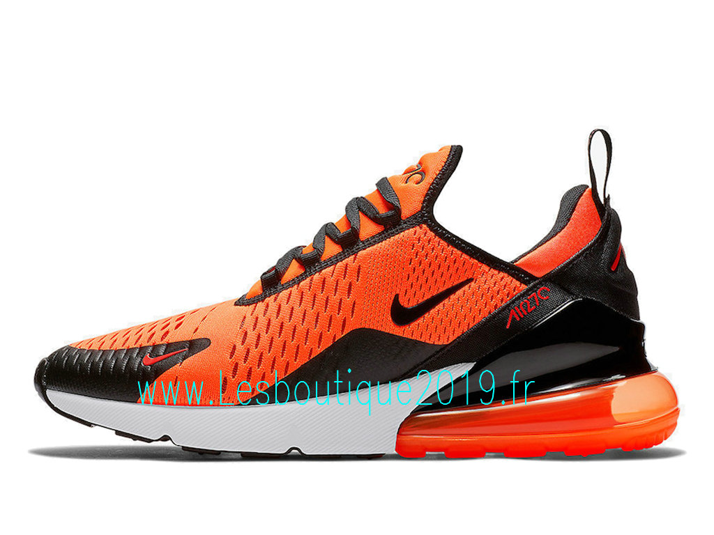 air max 270 blanche et orange homme