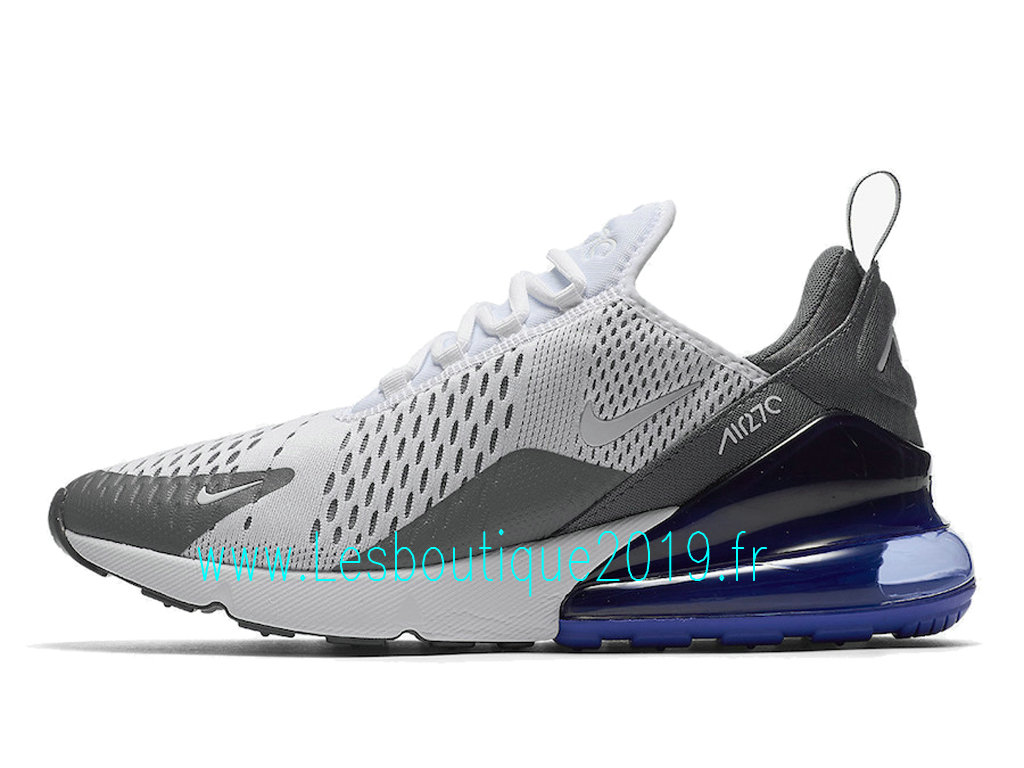 nike air max 270 trainer white persian violet