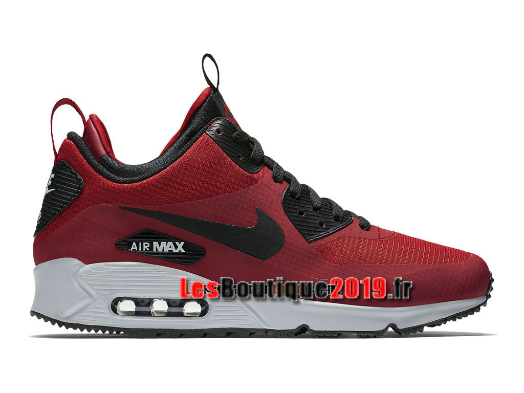 closer at another chance delicate colors Nike Air Max 90 Mid Winter Men´s Nike Running Shoes Brun Black ...