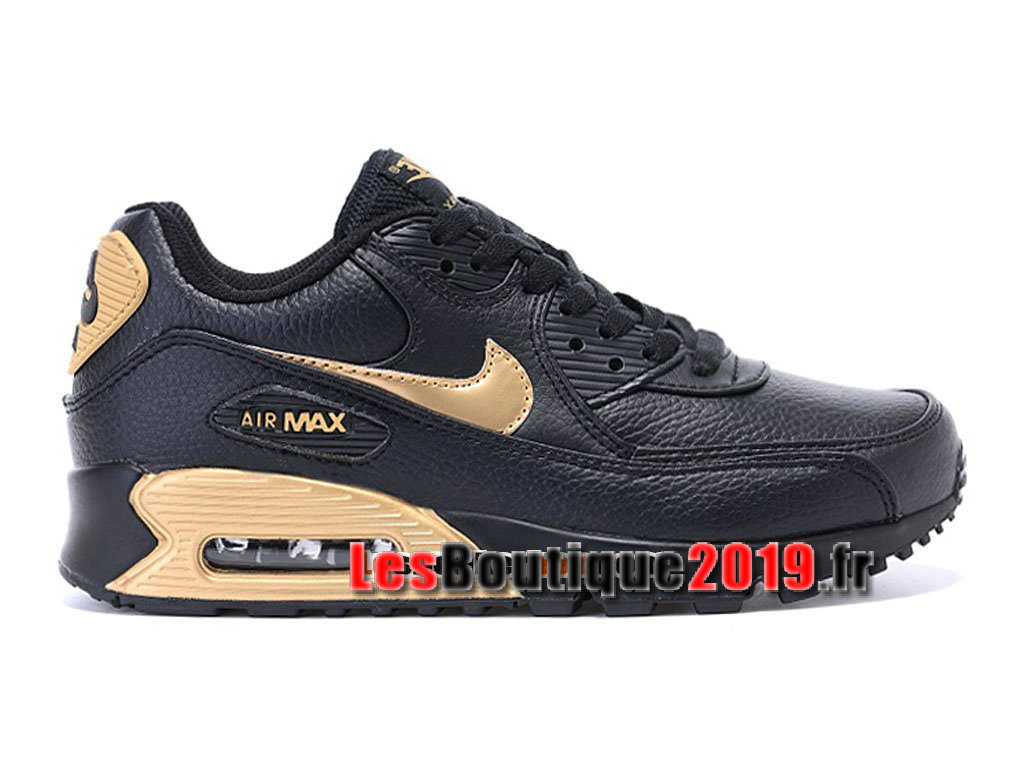 Nike Air Max 90 Premium Men´s Nike Sportswear Shoes Black ...