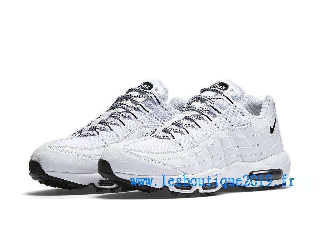 Nike Air Max 95 White Black Men´s Nike Sports Shoes 609048 109 1808110299 Buy Sneaker Shoes! Nike online!