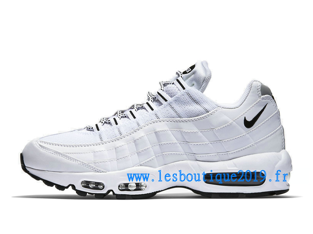 Nike Air Max 95 White Black Men´s Nike Sports Shoes 609048-109 - 1808110299 - Buy Sneaker Shoes! Nike online!