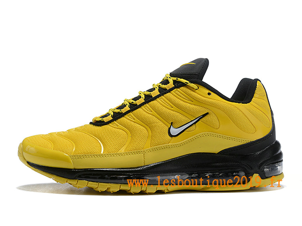 Nike Air Max 97 Plus Men´s Nike BasketBall Shoes Jaune Noir 1810240970 Buy Sneaker Shoes! Nike online!
