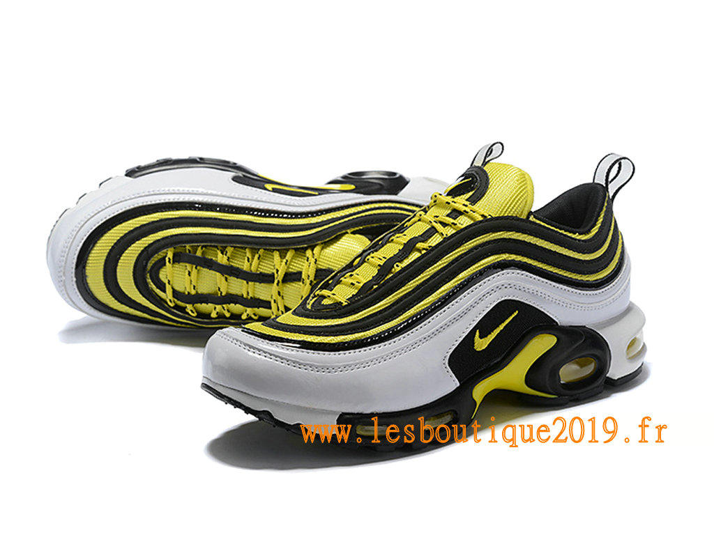 Nike Air Max 97 Plus Tn Men´s Nike BasketBall Shoes Blanc Jaune -  1810240958 - Buy Sneaker Shoes! Nike online!