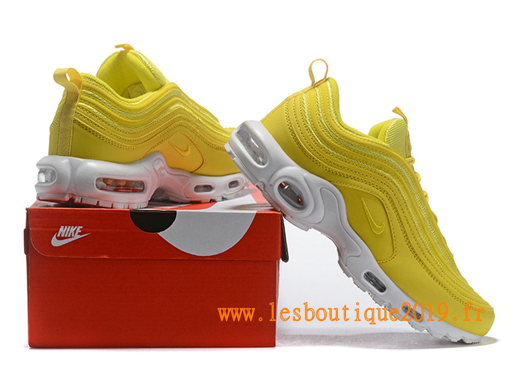 Nike Air Max 97 Plus Tn Men´s Nike BasketBall Shoes Jaune Blanc 1810240965 Buy Sneaker Shoes! Nike online!