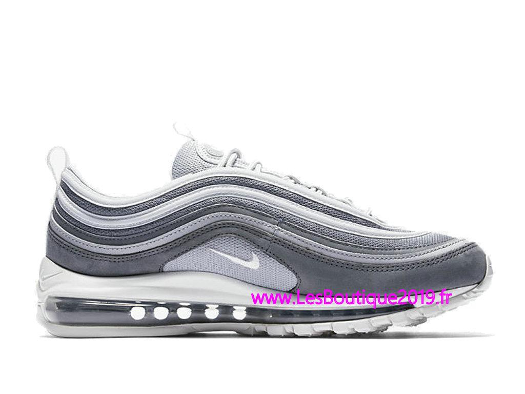 Running Nike Air Max 97 Premium Black White 921826 003