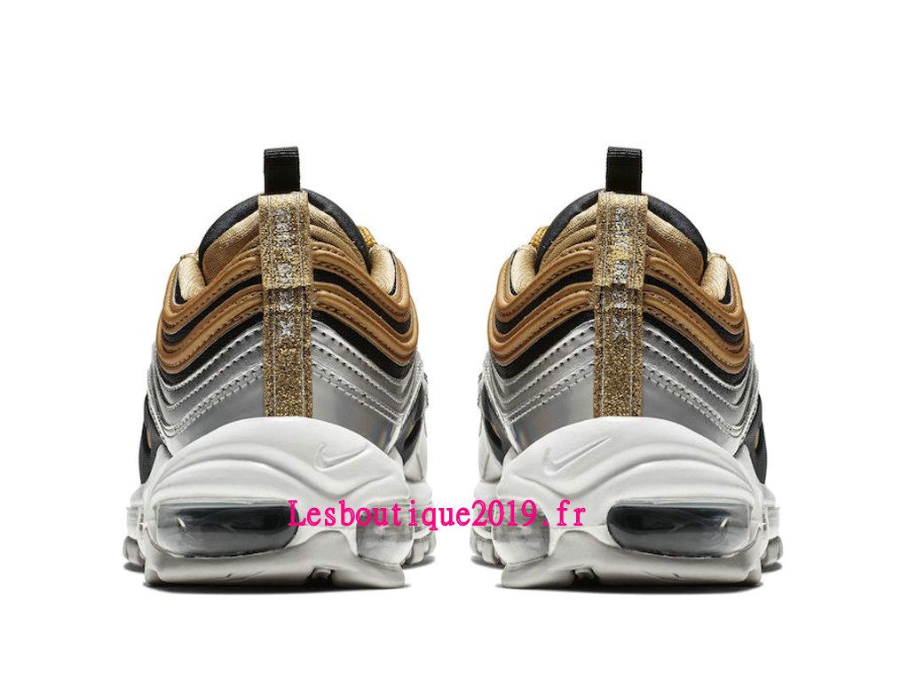 Nike Air Max 97 SE Chaussures Officiel Basket Prix Pas Cher Pour Homme Or Gris AQ4137 700 1811221065 Achetez de Chaussure de Baskets ! Nike en