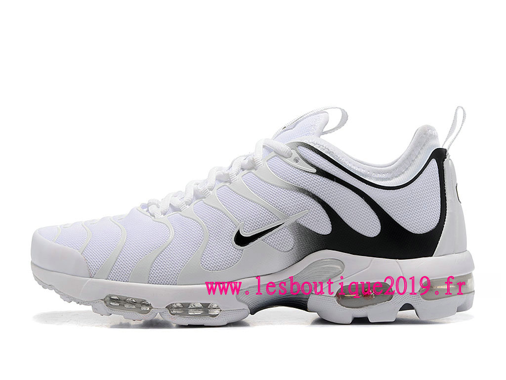 wholesale price skate shoes huge sale Nike Air Max Plus (Nike TN) ID White Black Men´s Nike BasketBall ...
