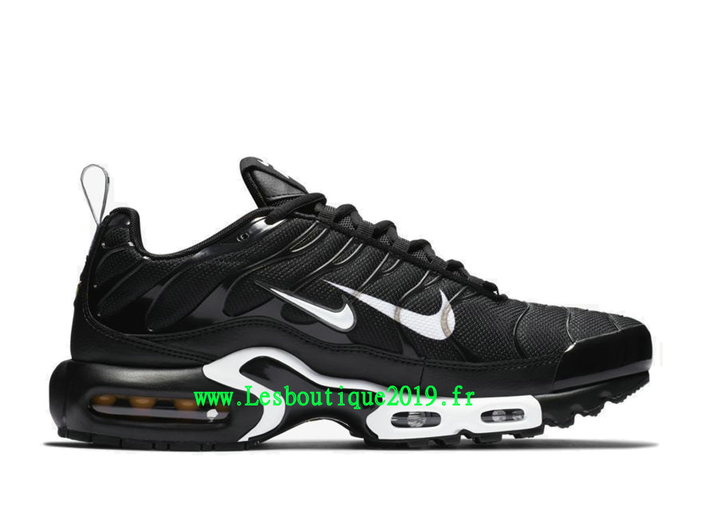chaussures de sport 68eed 187a4 Nike Air Max Plus Premium Black White Men´s Nike Tuned 1 Shoes 815994-004 -  1812031083 - Buy Sneaker Shoes! Nike online!
