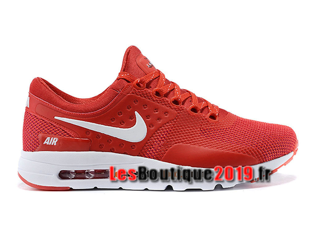 basket homme nike air max zero