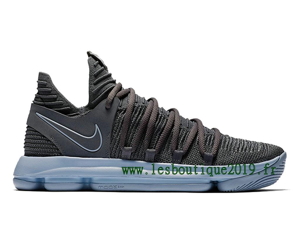 Nike KD 10 Multicolor Chaussure de BasketBall Pas Cher Pour