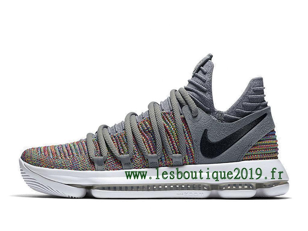 Nike KD 10 Multicolor Chaussure de BasketBall Pas Cher Pour Homme 897815 900 1807300195 Achetez de Chaussure de Baskets ! Nike en ligne!