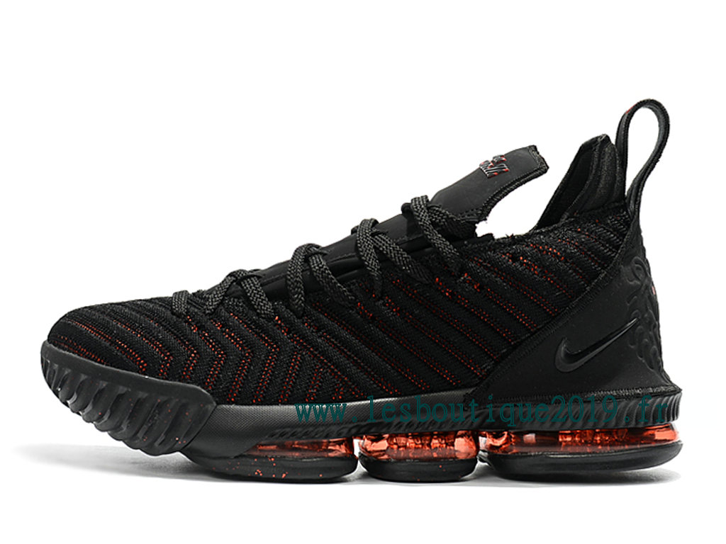 Nike LeBron 16 Noir Rouge Chaussures de BasketBall Pas Cher Pour Homme 201809 ID12 1808230558 Achetez de Chaussure de Baskets ! Nike en ligne!