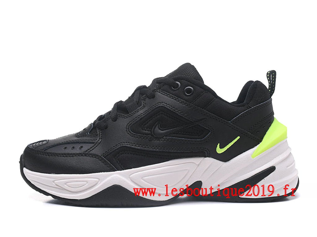 Nike M2K Tekno Blanc Chaussures Nike Running Pas Cher Pour