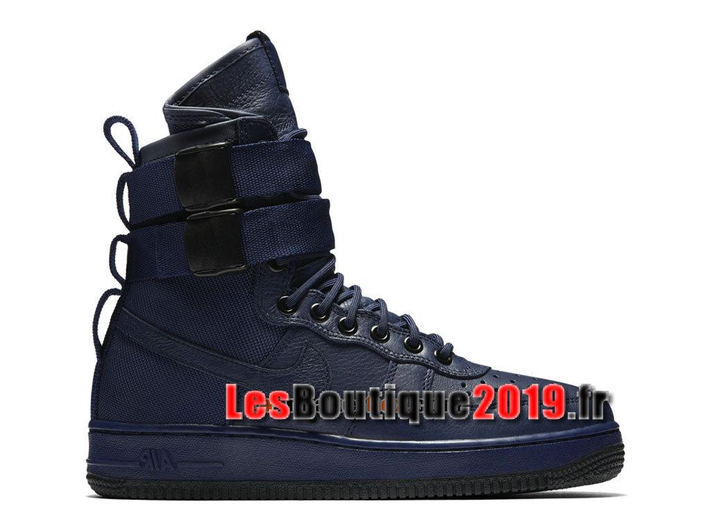 air force 1 homme bleu