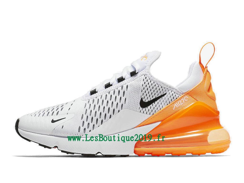 nike baskets air max 270 chaussures de course femme blanc
