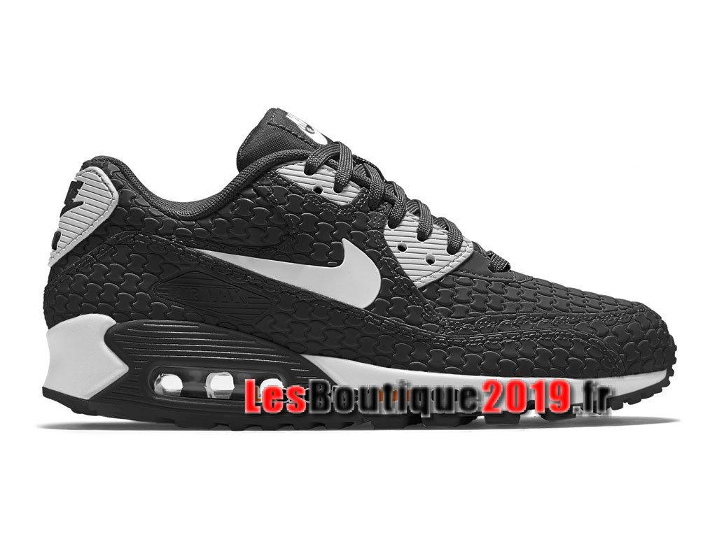 Nike Wmns Air Max 90 City Collection Noir Blanc Chaussures Nike Running Pas Cher Pour FemmeEnfant 813152 616 1808190465 Achetez de Chaussure de