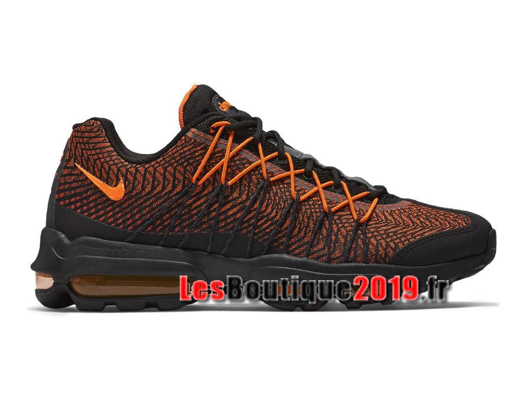 sélection premium 8ac0a 3d441 Nike Wmns Air Max 95 Ultra Jacquard Chaussures Nike Running Pas Cher Pour  Femme/Enfant Rouge Noir 749771-008G - 1808250584 - Achetez de Chaussure de  ...
