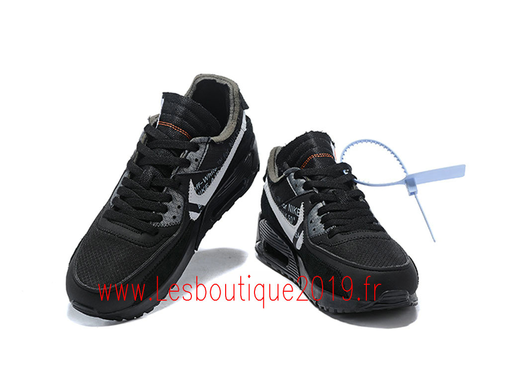 Off White x Nike Air Max 90 Black Cone Men´s Nike Pas Cher Shoes AA7293 001 1901041216 Buy Sneaker Shoes! Nike online!