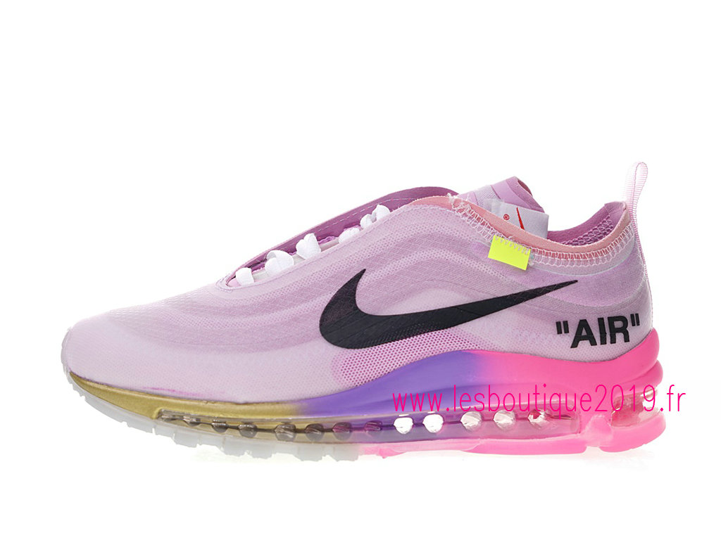 Off-White x Nike Air Max 97 GS Pink Black Women´s Nike Running Shoes  AJ4585-600 - 1811021026 - Buy Sneaker Shoes! Nike online!